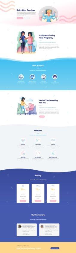 babysitter-landing-page-1-254x835