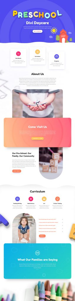 daycare-landing-page-254x1019