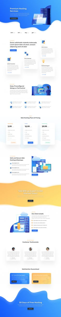 hosting-company-landing-page-254x1305