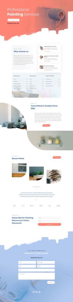 painting-service-landing-page-254x1045